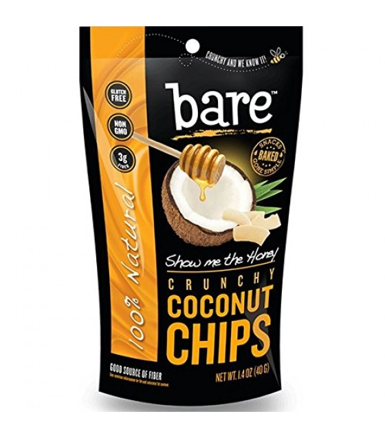 [Bare Fruit] Dried Fruit Coconut Chips,Show Me The Honey