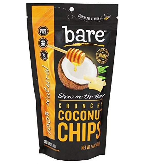 [Bare Fruit] Coconut Chips Show Me The Honey