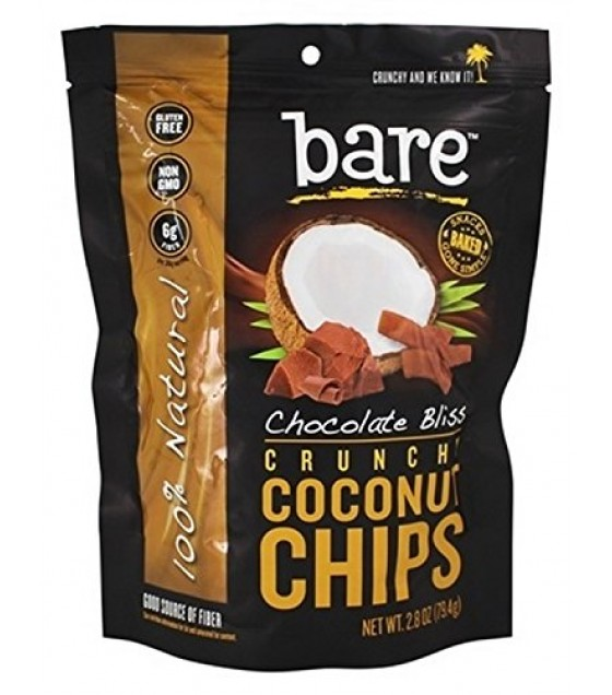 [Bare Fruit] Coconut Chips Chocolate Bliss