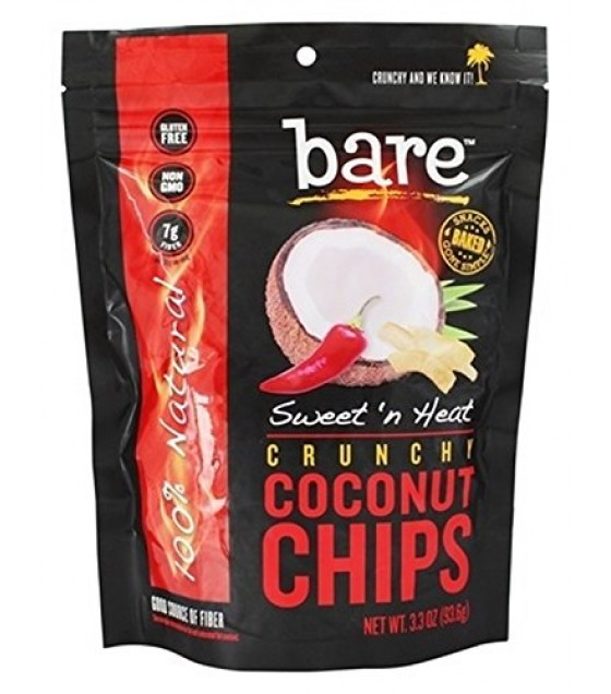 [Bare Fruit] Coconut Chips Sweet `N Heat