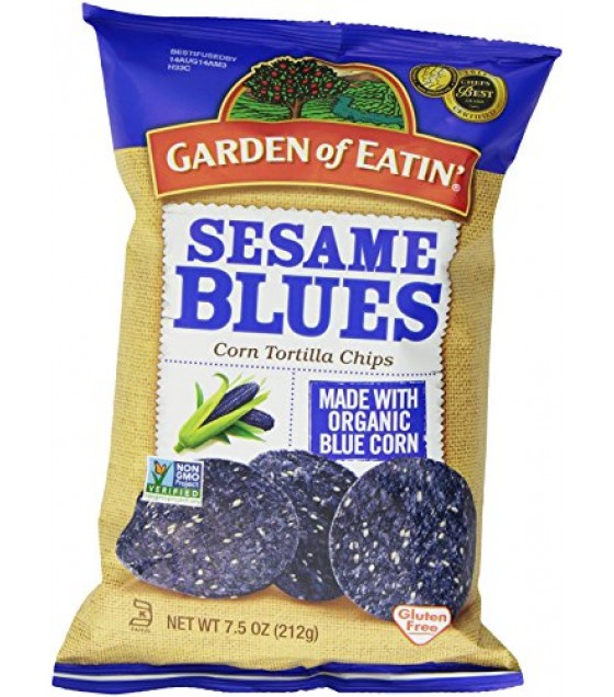 [Garden Of Eatin`] Chips Sesame Blue  At least 70% Organic