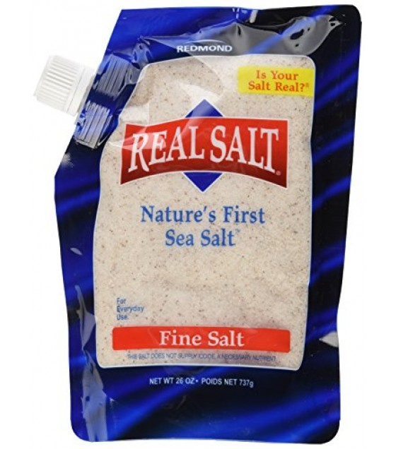 [real Salt] Real Salt Pouch