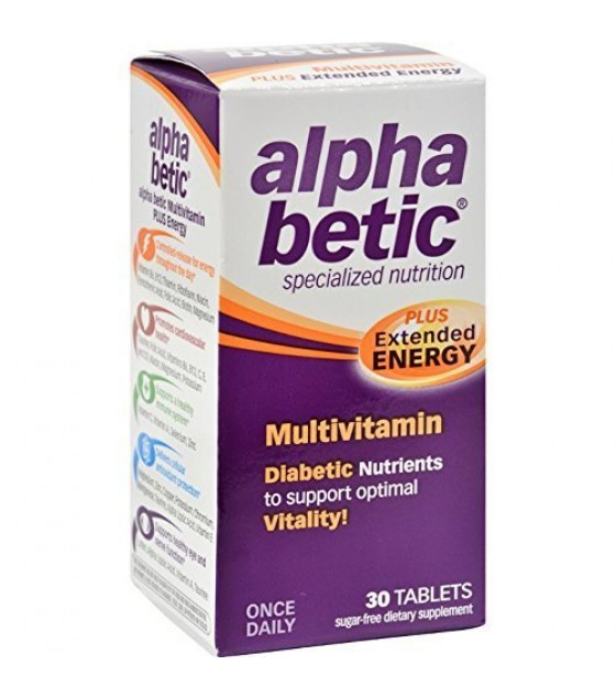 [Alpha Betic] ALPHA BETIC MULTI-VIT
