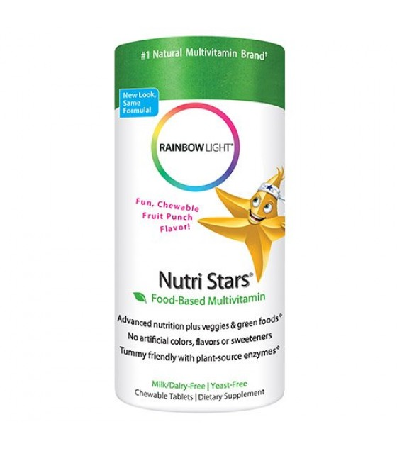 [Rainbow Light] Women & Children NutriStars DFB, Fruit Blast