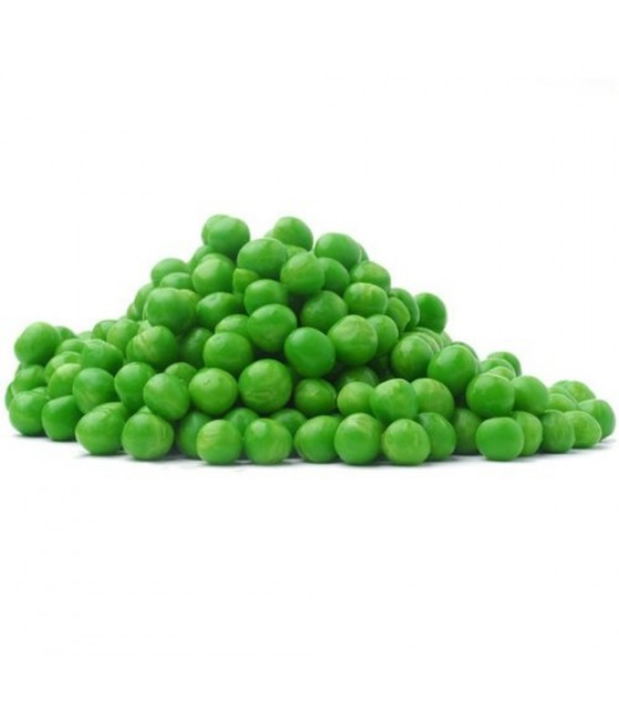 [Beans]  Peas, Whole Green  At least 95% Organic