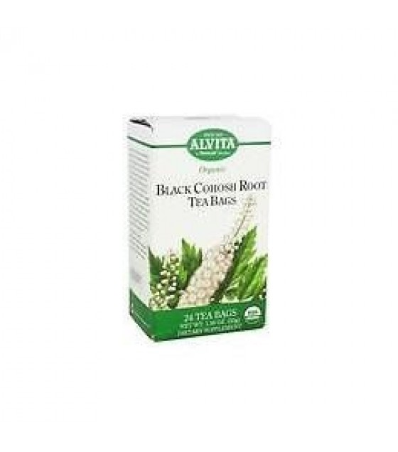 [alvita] Organic Black Cohosh Tea