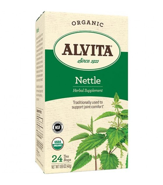 [Alvita Tea] Bag Tea Nettle Leaf  At least 95% Organic