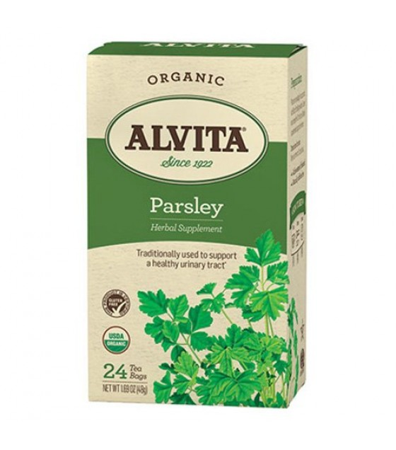 [alvita] Tea,og2,herbal,parsley