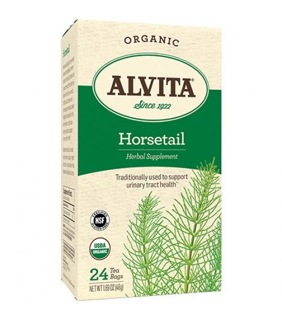 [Alvita Tea] Bag Tea Horsetail Tea  At least 95% Organic