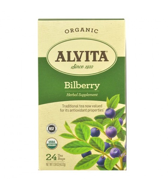 [alvita] Tea, Og2, Bilberry