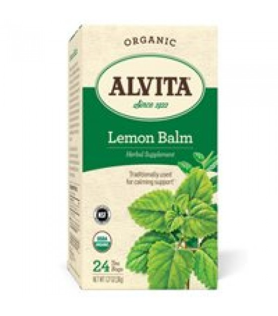 [alvita] Tea,og2,lemon Balm