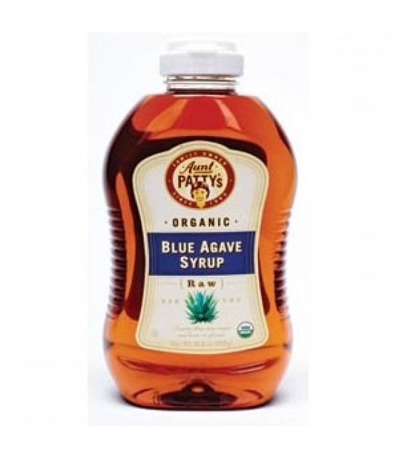 [Aunt Patty`S] Syrup Raw Blue Agave  100% Organic