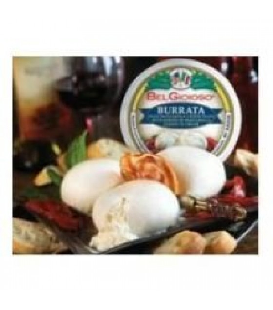 [Belgioioso] Cheese Mozzarella Burrata Cup
