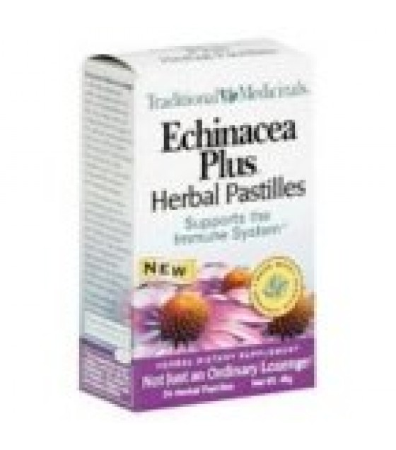 [Traditional Medicinals] Cold & Flu Echinacea Plus  At least 95% Organic