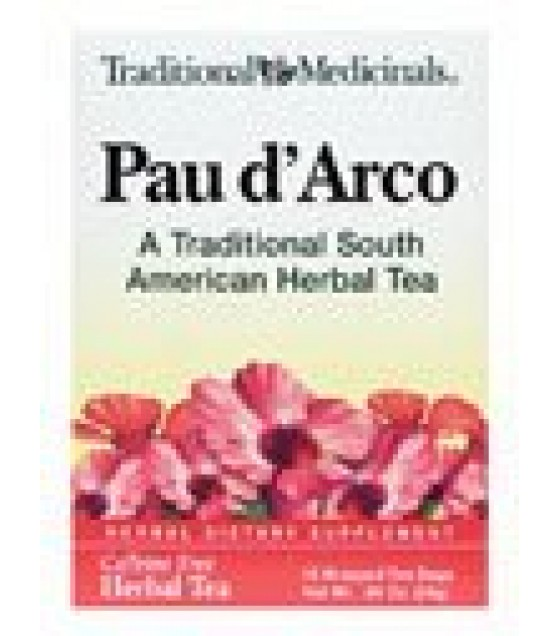 [Traditional Medicinals] Teas Pau d`Arco