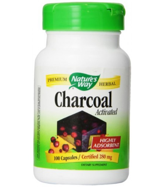 [Nature`S Way] Specialty Products Activated Charcoal