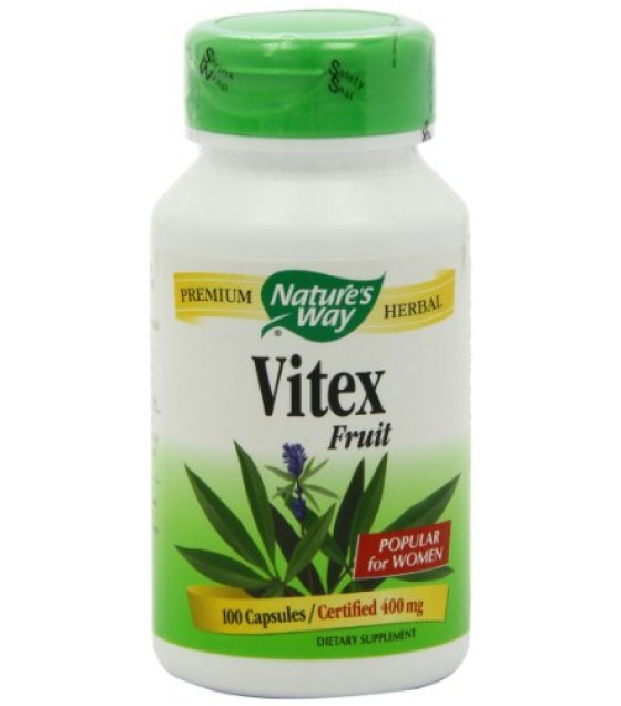 [Nature`S Way] Herbal Singles Vitex