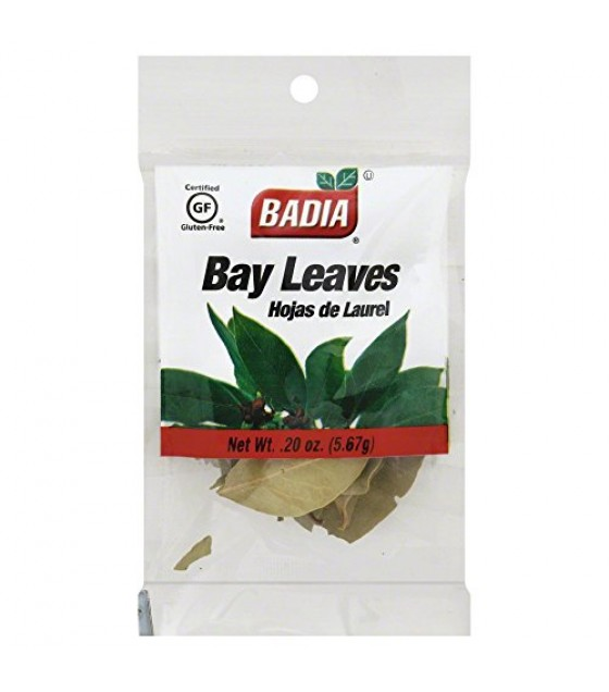 [Badia Spices]  Bay Leaves, Whole