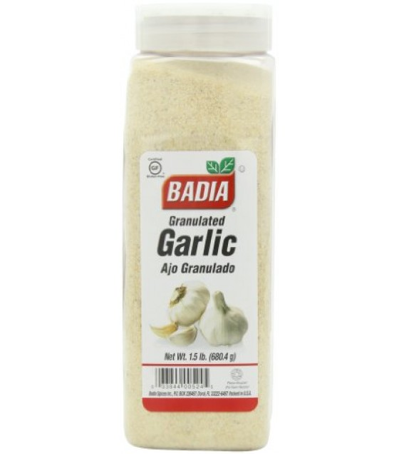 [Badia Spices]  Garlic, Granulated