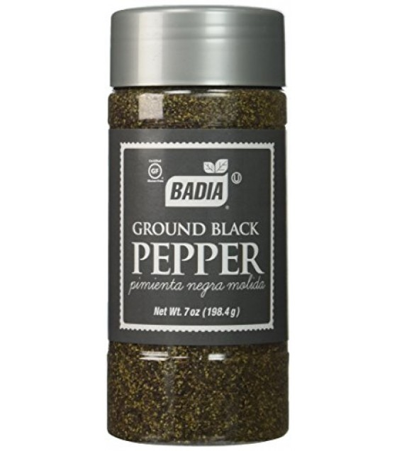 [Badia Spices]  Black Pepper, Ground
