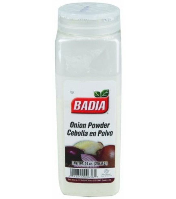 [Badia Spices] Caribbean Hispanic Spices/Seasonings Onion Powder