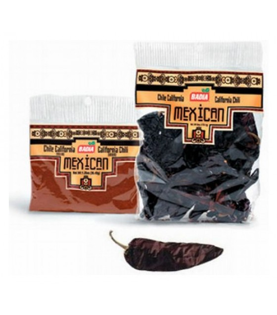 [Badia Spices] Caribbean Hispanic Spices/Seasonings CALIFORNIA GROUND CHILI