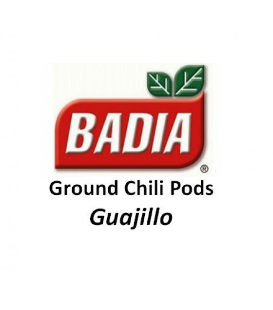 [Badia Spices] Caribbean Hispanic Spices/Seasonings GUAJILLO CHILI PODS
