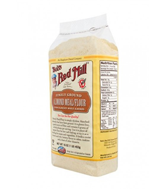 [Bob`S Red Mill] Flour & Baking Products Almond Meal/Flour