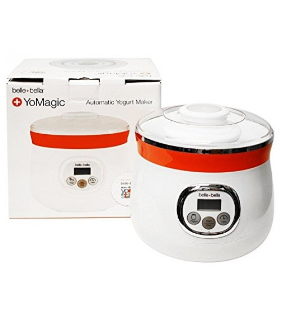 [belle And Bella] Yogomaker,automatic,1qt