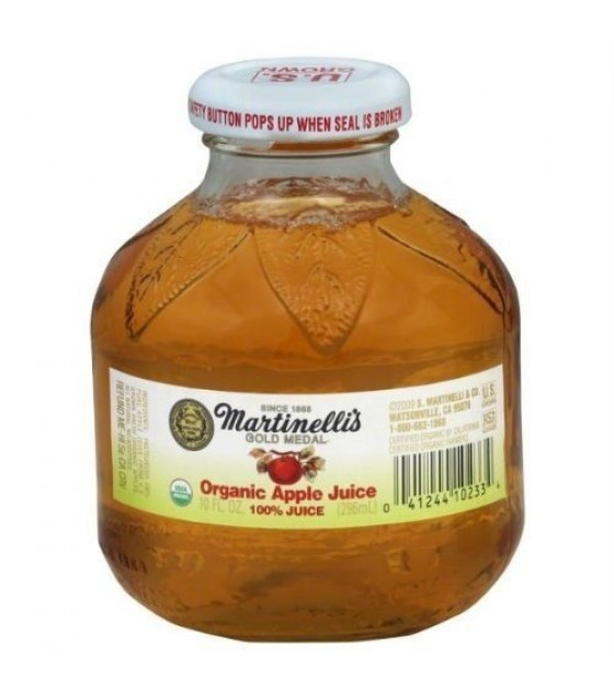 [Martinelli`S] Ciders and Juices Apple Juice  At least 95% Organic