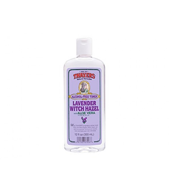 [Thayer`S] Witch Hazel Products Lavender, Alcohol Free