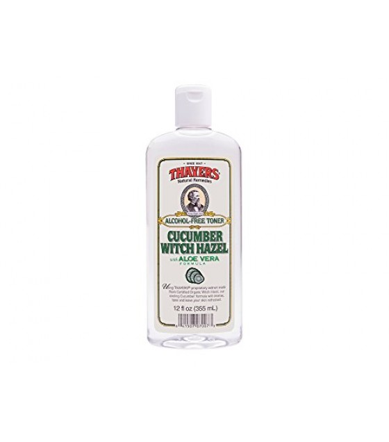 [Thayer`S] Witch Hazel Products Cucumber w/Aloe, Alcohol Free