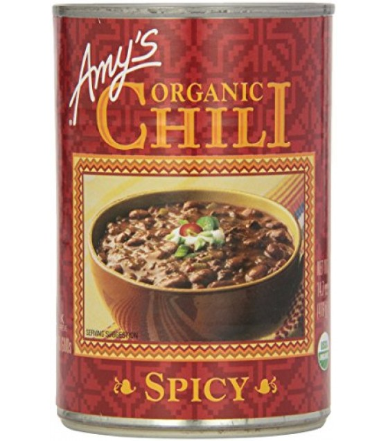 [Amy`S] Chili`s Spicy  At least 95% Organic