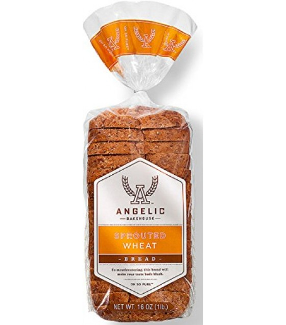 [Angelic Bakehouse] Breads Sprtd Wheat, Wealthy/Handsome