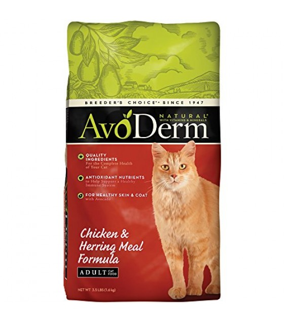 [Avoderm]  Adult, Chicken & Herring