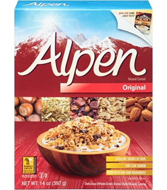 [Alpen] Muesli All Natural