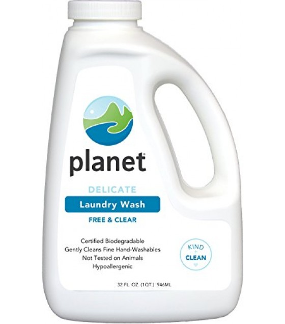 [Planet, Inc.] Cleaning Products Laundry Wash, Delicate