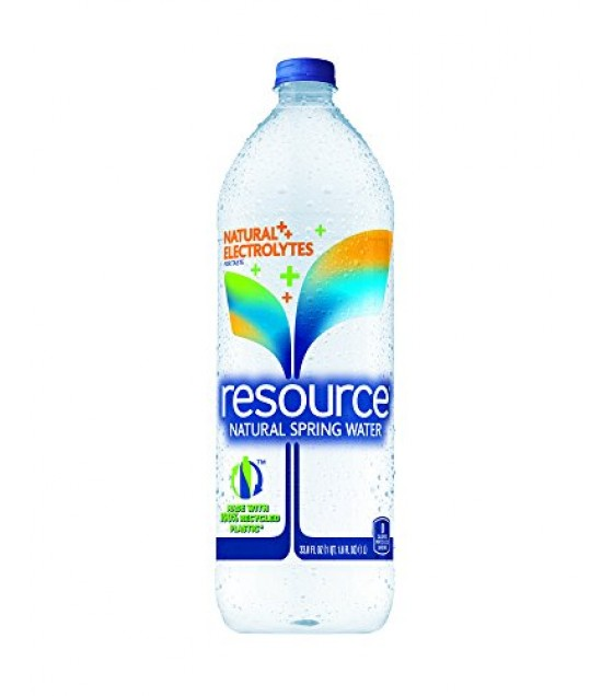[Resource Water]  Natural Spring Water