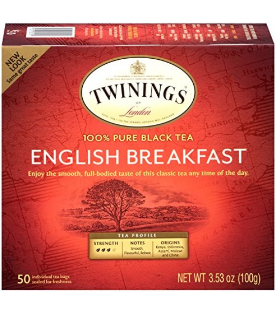 [Twinings] Teas English Breakfast