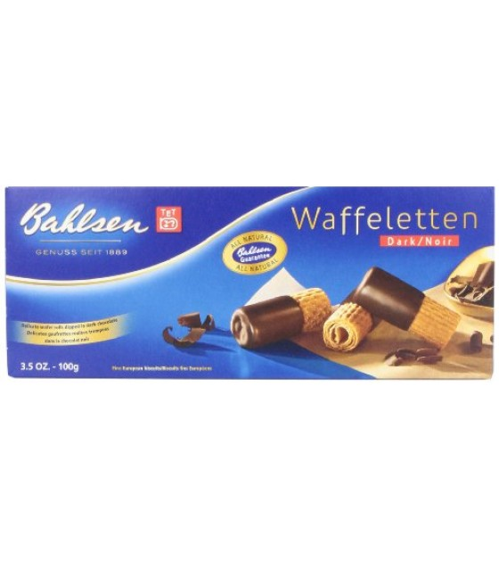 [Bahlsen] Cookies, Imported Wafer Roll