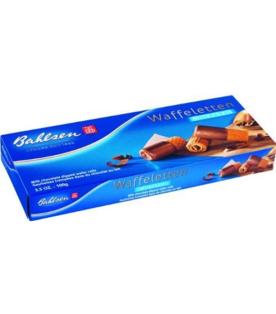 [Bahlsen] Cookies, Imported Milk Chocolate Wafer
