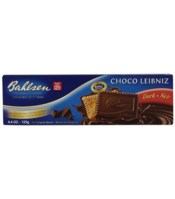 [Bahlsen] Cookies, Imported Leizniz Bitter Sweet Chocolate