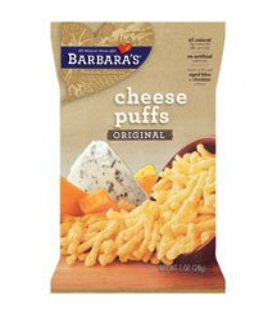 [Barbara`S Bakery] Cheese Puffs Original