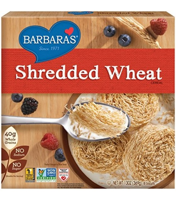 [Barbara`S Bakery] Cereal Shredded Wheat