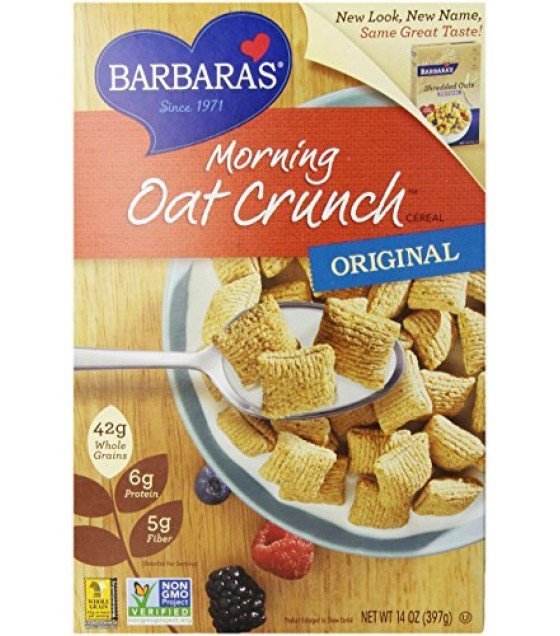 [Barbara`S Bakery] Morning Oat Crunch Cereal Original