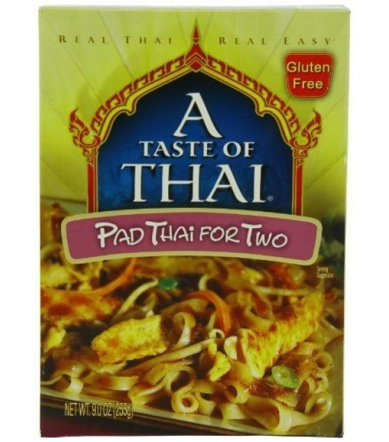 [A Taste Of Thai] Asian Meals, Starters Thai Pad