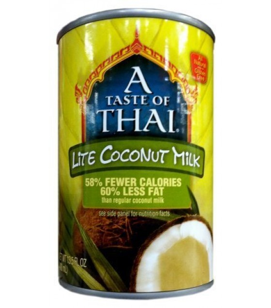 [A Taste Of Thai] Asian Coconut Milk Coconut Milk, Lite