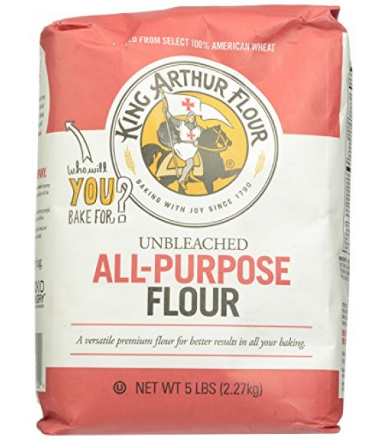 [King Arthur Flour] Flour All Purpose, Unbleached
