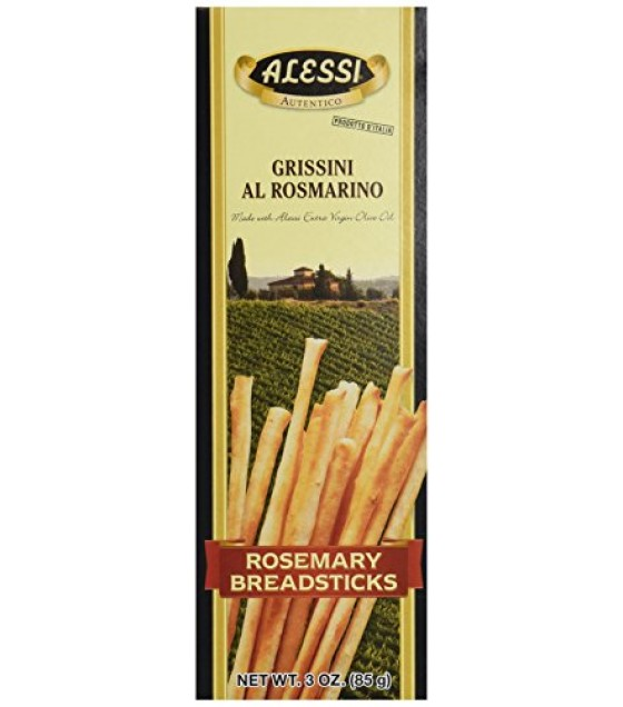 [Alessi] Italian Crackers/Breads Rosemary Breadstick