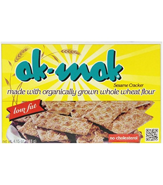 [Ak-Mak] Crackers Original